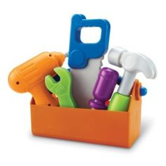 """New Sprouts """"Fix It!"""" Tool Set by Learning Resources"""