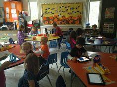 Educreations in Kindergarten! Tips for K teachers of how to start.