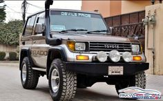 The LandCruiser KZJ-70 (Sheryar) - 201695 - Page 3