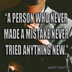 Best Entrepreneur Quotes, Employee Retention, Making Mistakes, Albert Einstein, Languages, Leadership, Marketing, Website, Design