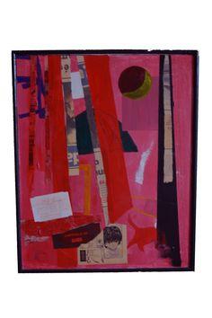 aMor Abstrato - 2012 Mista S/Madeira