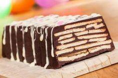 Kolaci I Torte, Food Cakes, Tiramisu, Biscuit, Cake Recipes, Ethnic Recipes, Desserts, I Love, Biscuits