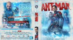 Ant-Man (2015) Blu-ray Custom Cover