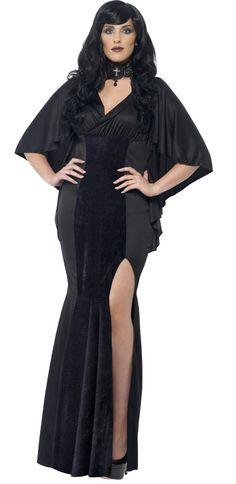 Black dress vampire blood