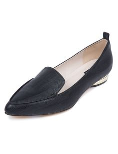 f472bffffcc Pointed Toe Loafer Black Pointed Toe Loafers