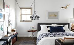 Studio City House, part 5. The Master Bedroom (so in love with this)    From Emily Henderson