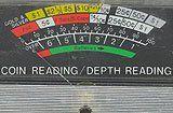 Metal Detector Meter