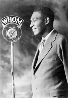"""Awesome Sherman """"Jocko"""" Maxwell: Noted as Being First African-American Sportscaster of Negro Leagues"""
