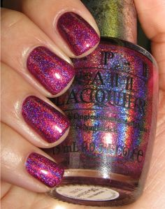 OPI DS Exclusive pretty!