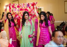 Atlanta, Georgia Indian Pakistani Muslim Wedding by Jamie Howell Photography Mehndi