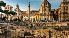 Sony Global - α CLOCK: world time, captured by α, Historic Centre of Rome