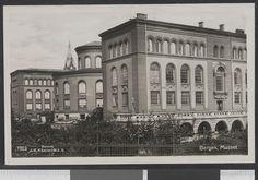 Bildet er hentet fra Nasjonalbibliotekets bildesamling Universitetsmuseet i Bergen. Unknown - National Library of Norway