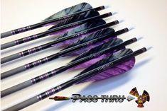 Arrow Cresting Designs | custom carbon arrows,custom archery arrows,custom arrows,custom built ...