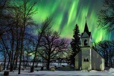 Aurora Borealis - Grand Fork, North Dakota