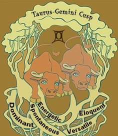 Traits of a Taurus-Gemini cusp