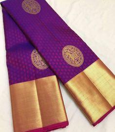 Kanchi Organza Sarees, Kanjivaram Sarees Silk, Kanchipuram Saree, Pure Silk Sarees, South Indian Wedding Saree, Indian Bridal Sarees, Wedding Silk Saree, Pattu Saree Blouse Designs, Nauvari Saree