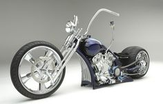 "Harley Davidson ""VLux"" designed and built by Matt Hotch."