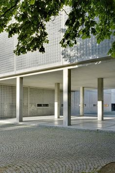 Academy of Art & Architecture, Wiel Arets Architects, Maastricht