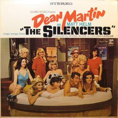 The Silencers  — Dean Martin #vintage #vinyl #records