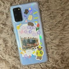Kpop Phone Cases, Android Phone Cases, Iphone Cases, Diy Case, Diy Phone Case, Cute Cases, Cute Phone Cases, Homemade Phone Cases, Samsung Galaxy Phones