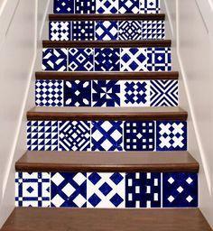 Tile Decals Stickers   Tile Decals   Tile Decals For Kitchen, Bathroom,  Stairs