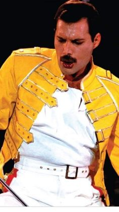 Freddie Mercury, I Want Him Back, Ronald Mcdonald, Handsome, Leather Jacket, Queen, Music, Jackets, Beautiful