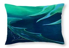 Emerald Abstraction Throw Pillow for Sale by Faye Anastasopoulou - x Bedroom Sitting Room, Bedroom Decor, Unique Home Decor, Home Decor Items, Picture Gifts, Fancy Houses, Pattern Pictures, Types Of Painting, Cool Themes