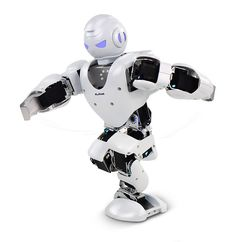 16 DOF ALPHA I Programing Education Intelligent Humanoid Robot