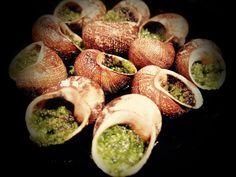 Japanese fusion cuisine - Escargots beurre maître d'hôtel au wasabi - www.iloli-restaurant.com