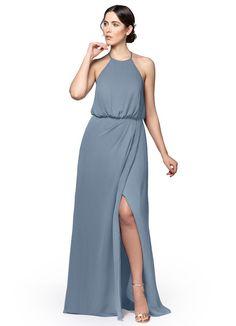 d002d1d31e Azazie Portia Pleated Skirt, Dress Skirt, Jade Bridesmaid Dresses,  Bridesmaids, Jean Romper