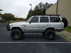 1987 Toyota Land Cruiser Fj60 Diesel Expedition Built - Used ...