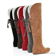 pictures of items the color black | Black/Camel/White 80s Victorian Lace Up Mid Calf High Heel Boots Shoes ...