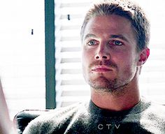 Oliver Queen-he does this the time