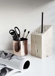 DIY: pencil holder | weekday carnival