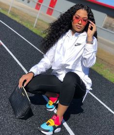 Modern c To Upgrade Your Wardrobe - Outfits Styler Chill Outfits, Dope Outfits, Swag Outfits, Trendy Outfits, Basic Outfits, Black Girl Fashion, Look Fashion, Teen Fashion, Fashion Outfits