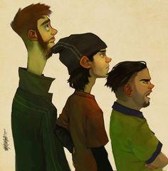 Ed, Edd, n Eddy All Grown Up