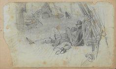 John Singer Sargent   Sailors on Deck of Ship (from Scrapbook) 1876  The Met