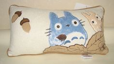 My Neighbor Totoro nap pillow