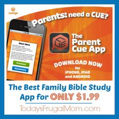 Best Family Bible Study App for ONLY $1.99 || TodaysFrugalMom.com