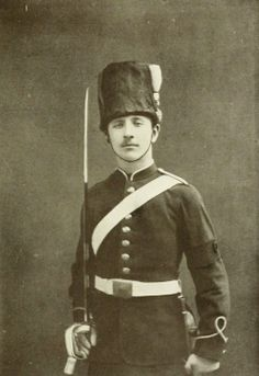 Prince Imperial Napoleon of France.  He died in 1879 at the age of 23 in the Zulu Wars.