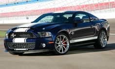 Ford Mustang Cobra...nice!