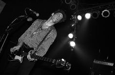 Mark Sandman (Morphine). He technically played an electric bass...but one with two strings...and he used a slide. He called it the low guitar.