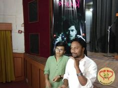 A special discussion program was organized to highlight on the content of the upcoming Bengali film Pornomochi.