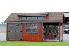 Dog Runs Attached To Garage For Small Backyards Pinterest   Results For  Yahoo Image Search Results