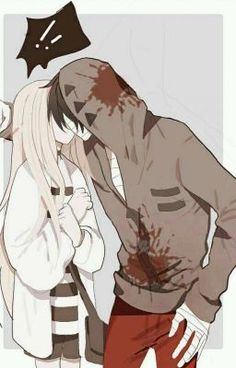 Read 1 from the story ♡Mini-Historias♡ by JaneOugai (Jane) with reads. of, slaughter, foster. Anime Kiss, Anime Angel, Manga Anime, Angel Of Death, Hot Anime Boy, Anime Love, Anime Couples, Cute Couples, Couple Manga