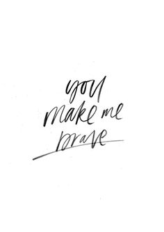 You Make Me Brave - #The #Worship #Project