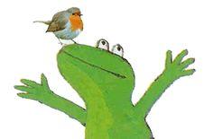 liedje over het groeien van een kikker