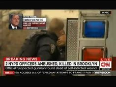 The Murderer Who Killed 2 NYC Cops is a Muslim. His name is 'Ismaaiyl Abdullah Brinsley'