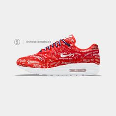 The Golden Shape, sneaker concepts & news Nike Air Max, Air Max 1, Cute Shoes, Loafers Men, Sneakers, Kicks, Basket, Boots, Collection