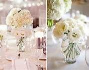 white clean cut wedding flowers - Bing Images